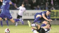 Duffy helps Dundalk extend lead