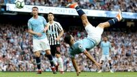 Kyle Walker the unlikely hero for Man City in win over Newcastle