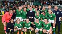 Bell issues rallying call as Ireland WNT finish in style