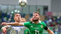 Frustration for Northern Ireland as they lose Nations League opener despite dominating