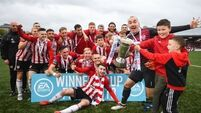 Derry City deny Cobh Ramblers cup dream in Bradnywell
