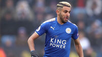 Man City sign Riyad Mahrez for £60m
