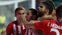 Atletico triumph over Real in extra time to claim Super Cup