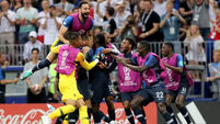 France claim their second World Cup in thrilling final