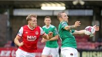 83rd-minute header earns Cork City draw against St Pat's