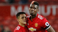 I've never been happier with Pogba, says Jose