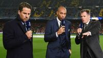 Thierry Henry leaving Sky Sports 'to fulfil my long term ambition'