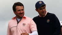 Padraig Harrington and Graeme McDowell named among Ryder Cup vice-captains