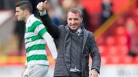 Aberdeen v Celtic - Ladbrokes Scottish Premiership - Pittodrie Stadium