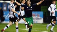 Dylan goes electric as Rovers stun Dundalk