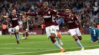 Round-up: Gasp Kodjia header rescues draw for Aston Villa against Brentford
