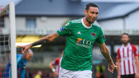 Damien Delaney and Garry Buckley doubts for Cork City's clash with Rosenborg