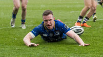 James Lowe and Max Deegan double up as Leinster hammer Zebre