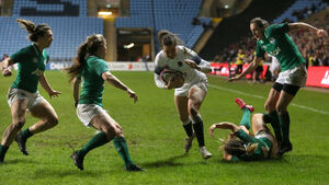Ireland Women end Six Nations with 22-point defeat to England