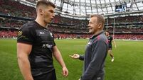 Owen Farrell in race for fitness ahead of Leinster quarter-final
