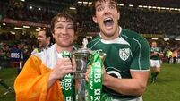 Donncha O'Callaghan announces retirement