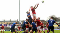 Munster A lose title to rivals Leinster A in hard fought battle