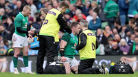 IRFU defends 'appropriate treatment' given to Cian Healy