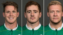 Official Ulster supporters club call for 'early reinstatement' of Craig Gilroy, Paddy Jackson and Stuart Olding