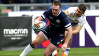 Scotland score last-gasp win over Italy