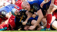 Leinster players dominate shortlist for Anthony Foley Memorial Trophy