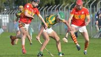 O'Leary leads the way as Blackrock stun Éire Óg