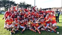 Cork PIFC final: Glory days as Éire Óg finally get over the line