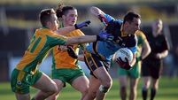 Corofin's surge for seven on spin powers on