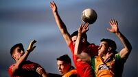 Tuam give hope of stopping Corofin's three-in-a-row All-Ireland quest