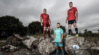 Joey Carbery making early impressions on Munster old guard