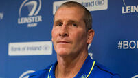 Leinster must fill void back where Nacewa started out