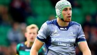 Ultan Dillane hopes Connacht will be springboard for Irish ambitions