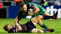 Connacht record losing bonus point in loss at Edinburgh
