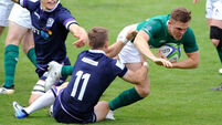 Fast start not enough as Irish lose to Scotland in U20 World Cup