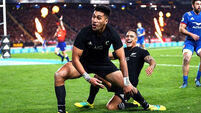 New Zealand put on a masterclass to destroy France