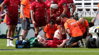 Jack O'Donoghue a long-term absentee for Munster after knee surgery