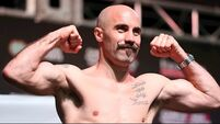 Gary 'Spike' O'Sullivan loses to Lemieux in Las Vegas debut