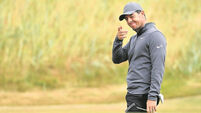 Ballyliffin putting woes tune Rory up for Open tilt