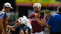 Joe Canning could be in hot water over towel