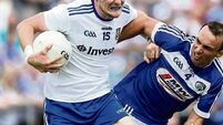 A parable of Monaghan's uncertaintyin middle ground
