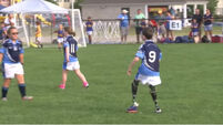 Meet the 8-year-old playing GAA after losing legs and fingers in his right hand