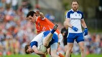 Monaghan defensive duo Dessie Mone and Vinny Corey retire