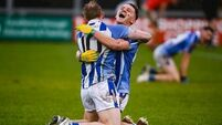 The Leinster football final: Game in 60 seconds