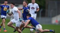 Trio of away wins and a draw in O'Byrne Cup
