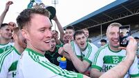 Ballyhale remember teammate on duty in Lebanon as they surge to Leinster glory