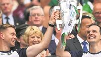 Limerick coach hails champions: 'When they're under pressure that's when they perform best'