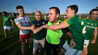 Tyrone escape with qualifier win after controversial late call