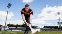 Determined Damien Cahalane has built game on the Rock's guidance