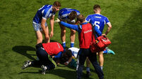Laois captain Stephen Attride suffers double fracture to his skull