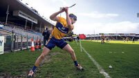 Seadna Morey named in unchanged Clare team for Munster final